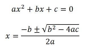 Cómo Resolver Ecuaciones De Segundo Grado De La Forma Más Sencilla