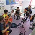 Escuela de música Urkalia