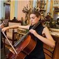 Profesora de violonchelo titulada ofrece clases de violonchelo y solfeo