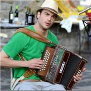Professeur d'accordéon diatonique