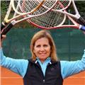 Clases de tenis individuales y grupales para todos los niveles