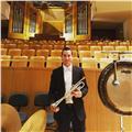 Imparto clases de trompeta y solfeo