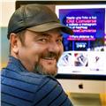 Profesor de diseño gráfico para gente creativa con mucha experiencia en el sector
