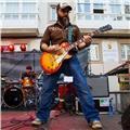 Doy clases particulares de guitarra eléctrica o acústica