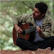 Clases de guitarra, teoría musical y composición