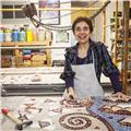 Clases i talleres de mosaico