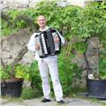 El profesor superior de acordeon