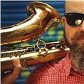 Clases particulares de saxofón y de jazz improvisation via skype