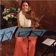 Clases de violín en ciudad real