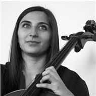 Profesora de violoncello