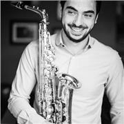Professeur de saxophone classique/jazz