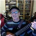 Clases de guitarra, y teoría musical. música moderna