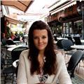 Inglés con profesora nativa online/presencial