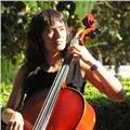 Profesora de violoncello clases particulares o en escuelas de música