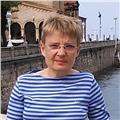 Profesora extranjera, autónoma imparte clases particulares de ingles , adultos ,niños y empresas