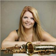 Música (lenguaje musical, dictado, armonía, análisis, entonación...) y saxofón
