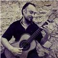 Profesor de guitarra eléctrica' guitarra clásica' guitarra acústica ' bajo electrico. harmonia' lenguage mysical. historia de la musica etc