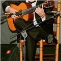 Clases particulares online de. guitarra flamenca