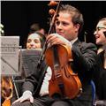 Clases de viola,violin y repaso de lenguaje musical