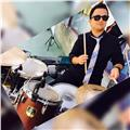 Profesor de bateria y percusión