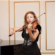 Professeur de violon propose des cours qui s'adaptent selon le niveau de l'élève, le style musical et les attentes recherchées