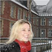 Élève en école d'ingénieur à Paris (groupe Paris Saclay) propose des cours pour toutes les matières scientifiques, anglais, espagnol et français/philosophie