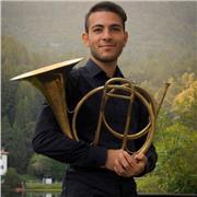 Professeur de musique : cor et solfége