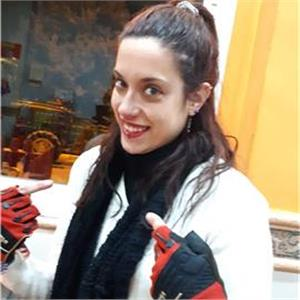 Carolina Ceballos  Casanova