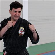 Instructor de artes marciales y defensa personal