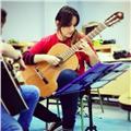 Clases de guitarra clásica en la sierra noroeste de madrid
