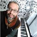 Profesor de música y educación bocal. técnicas de canto