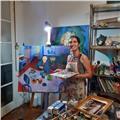 Taller de arte virtual - clases de dibujo y pintura para todas las edades