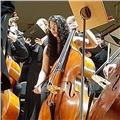 Profesora de contrabajo, con experiencia dando clases en conservatorios, escuelas y particulares. formada en el sistema de orquestas de venezuela. clases dirigidas sin límite de edad, ni de nivel