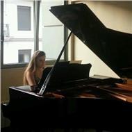 Clases de solfeo y piano