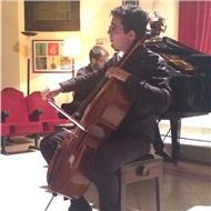 Profesor particular de violonchelo