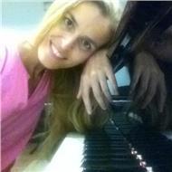 Tus clases de piano en estudio de grabación