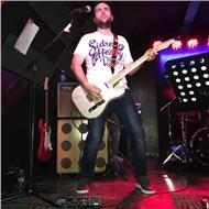 Profesor de guitarra para iniciados