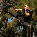 Artes marciales/defensa personal/kung fu/full contact