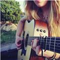 Estudiante de música moderna. doy clases de guitarra a principiantes y nivel medio