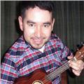 Clases virtuales y a domicilio de ukelele, guitarra, charango y zampoña