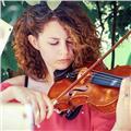 Insegnante di violino e basi della musica (solfeggio)