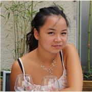 Etudiante donnant des cours de français à Grenoble ou par télétravail, niveau collège-lycée