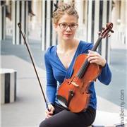 Musicienne diplômée donne cours particuliers de violon et/ou alto