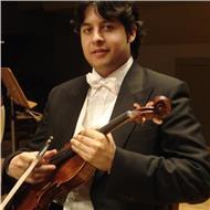 Clases de violin en ciudad real