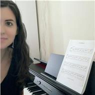 Clases de iniciación al piano para niños y jóvenes