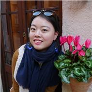 Profesora de chino de instituto confucio