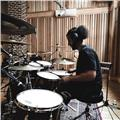 Clases personalizadas de batería / drum lessons - zona moncloa - barrio del pilar