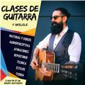 Clases de guitarra, bajo y ukelele