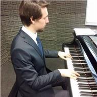 Clases de piano a domicilio y presencial santiago