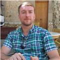 Profesor nativo, 16 años de experiencia, clases por skype